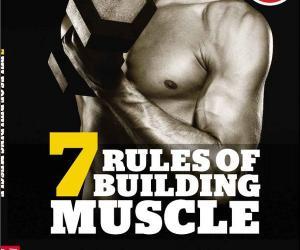 《男子健身7规则2013》影印版[PDF]