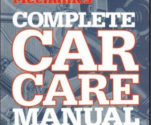 《热门力学完整的汽车护理手册》影印版[PDF]