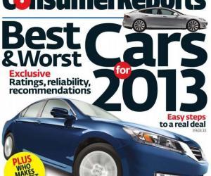 《消费者报告-最佳和最差的汽车2013年4月》影印版[PDF]