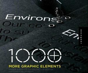 《1000多个图形元素,独特的设计元素》影印版[PDF]