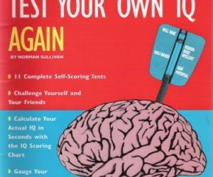 《再次测试自己的IQ:看您有多聪明?》影印版[PDF]