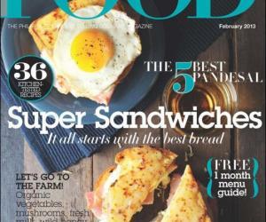 《食品杂志2013年2月》