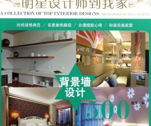《明星设计师到我家:背景墙设计500》扫描版[PDF]