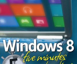 《Windows 8 每次5分钟学习教程》影印版[PDF]