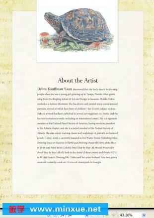 《彩色铅笔画》影印版[pdf] _ 铅笔画 _ 美术绘画