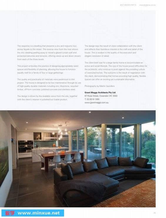 《最佳住所-第六期》(Best Abodes Magazine)影印版[PDF]