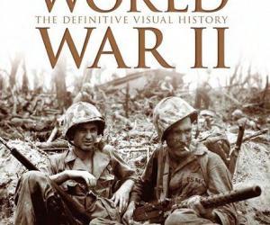 《DK目击者:第二次世界大战(英文)》全彩电子书[PDF]