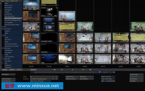 电影后期制作流程_2015数字影音后期制作技术