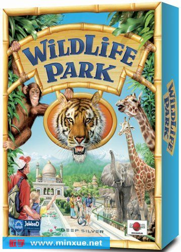 《野生动物园大亨》破解版[bin] _ 光盘游戏 _ 游戏