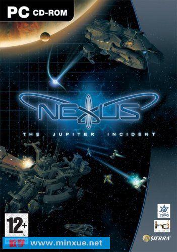 银河创世纪:木星事件  简体中文破解版[光盘镜像] Nexus The Jupiter Incident-RELOADED-CD1-ENG bin