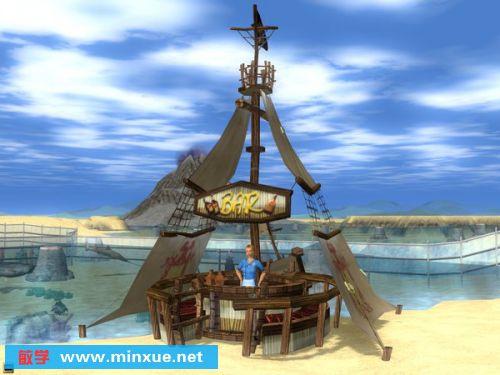 《野生动物园大亨2:海洋世界》clone版