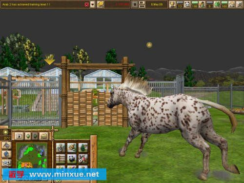 《野生动物园大亨2:马场游乐园》clone版