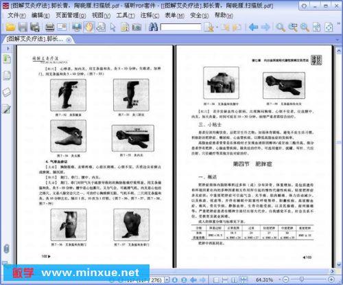 《图解艾灸疗法》电子书[pdf]