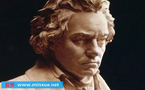 贝多芬钢琴曲乐谱合集 影印版