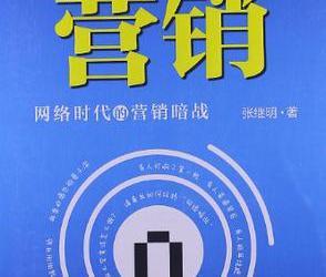 《指尖上的营销  网络时代的营销暗战》扫描版[PDF]