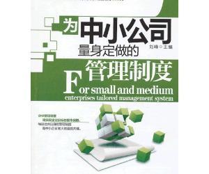 《为中小公司量身定做的管理制度》电子书[PDF]