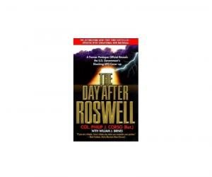 《The Day After Roswell 罗斯威尔事件后记》英文原版pdf