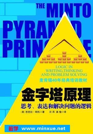 在ppt演示文稿中呈现金字塔