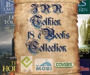 《约翰·罗纳德·瑞尔·托尔金J18本书合集》R.R.Tolkien 18 eBooks