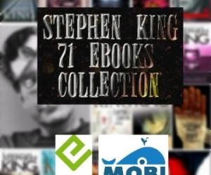 《斯蒂芬·金71部小说合集 epub.mob》Stephen King 71 eBooks Collection