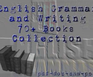 《英语语法和写作必需收藏的70本书 pdf doc chm png)》