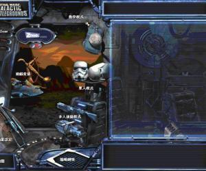 《星球大战银河战场 经典单机游戏》简体中文版迅雷下载