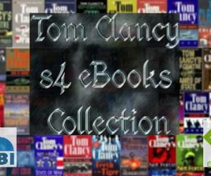 《汤姆·克兰西作品集 》(Tom Clancy 84 eBooks Collection)epub mobi