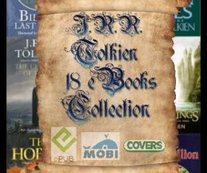 《J·R·R·托尔金18本小说合集》J.R.R.Tolkien 18 eBooks Collection