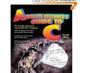 《C语言初学者指南 英文原版 PDF》Absolute Beginners Guide to C