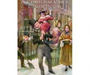 《圣诞颂歌》A Christmas Carol Charles Dickens mp3