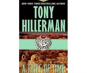 《时间的窃贼》A Thief of Time Tony Hillerman mp3