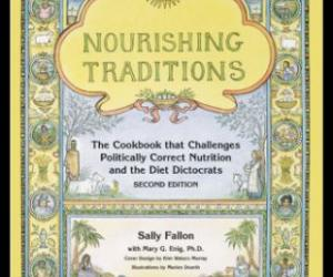 《挑战营养的传统》Nourishing Traditions Fallon Sally MOBI