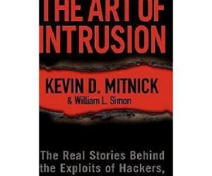 《入侵的艺术:黑客、入侵者和欺诈者的真实故事》英文版PDF