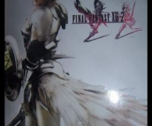 《最终幻想XIII 2 完整官方指南》PDF