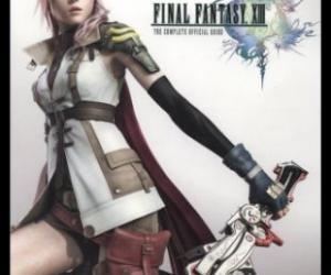 《最终幻想XIII  完整官方指南》PDF