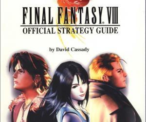 《最终幻想 VIII布雷迪游戏官方策略指南》
