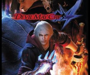 《鬼泣4官方游戏指南》Devil May Cry 4 Prima Official Game Guide PDF