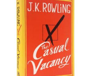 《偶发空缺》The Casual Vacancy mobi mp3