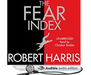 《恐惧指数》The Fear Index Harris Robert MP3 MOBI