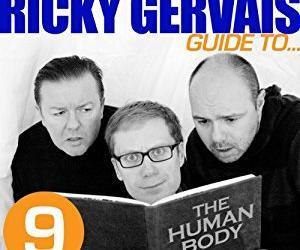 《瑞奇·热维斯的人体指南》The Ricky Gervais Guide To The Human Body