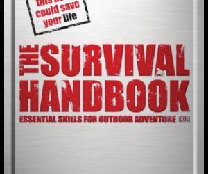 《皇家海军野外生存手册》The SAS Survival Handbook PDF