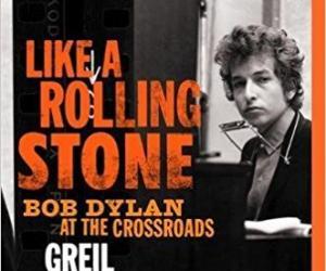 《十字路口的滚石乐队鲍勃·迪伦》