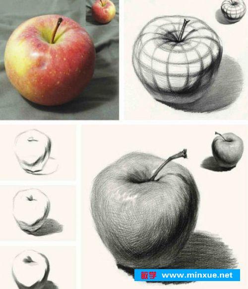 学习网 - 视频教程 艺术 美术绘画 素描 >> 详细内容