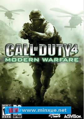 《使命召唤4现代战争》